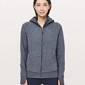 Lululemon Scuba Hoodie Light Cotton Fleece size 4